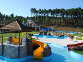 Parque aquático Vila Real