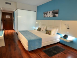 Quarto do Aquashow Park Hotel