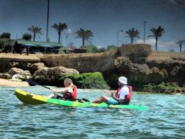 Kayak em Portugal