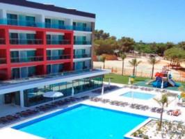 Panorama do Aquashow Park Hotel