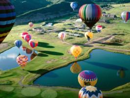 Andar de balão
