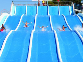 slide and splash escorrega grande