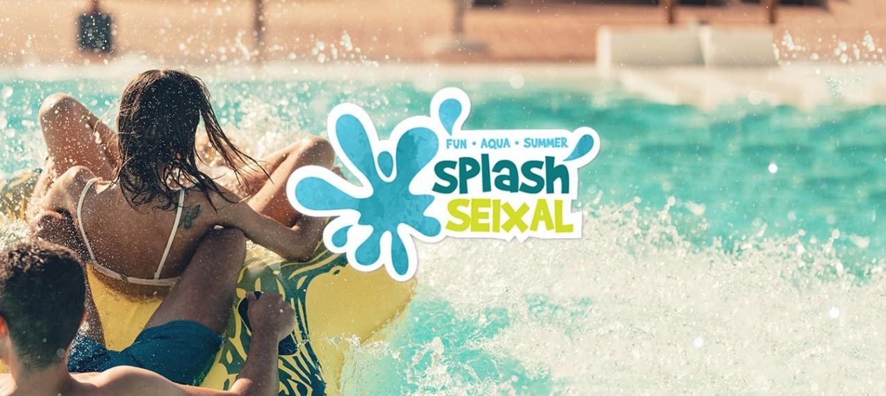 Splash Seixal » Diversão em Família no Seixal